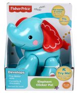 Fisher Price Clicker Pal - Elephant